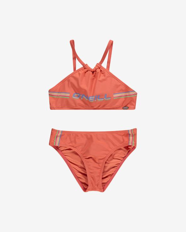 O'Neill Zweiteiliger Badeanzug Kinder Orange