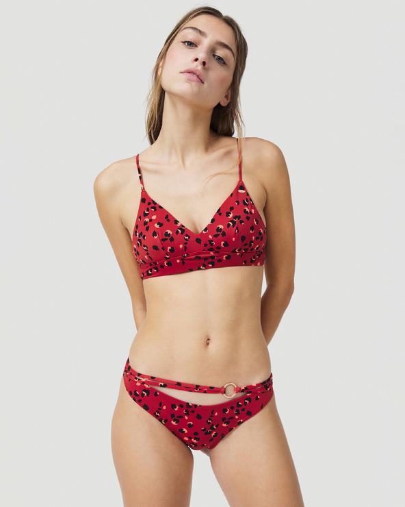 O'Neill Wave Mix Bikini-Oberteil Rot