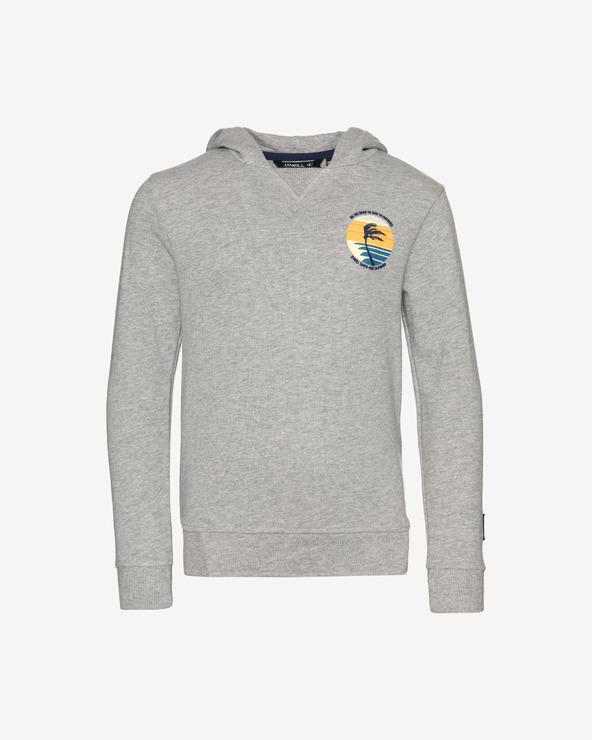 O'Neill Palm Sweatshirt Kinder Grau