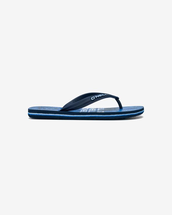 O'Neill Profile Summer Flip-Flops Kinder Blau