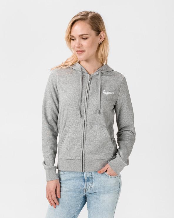 Converse Star Chevron Nova Sweatshirt Grau