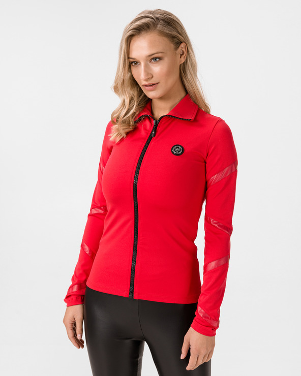 Philipp Plein Sport Sweatshirt Rot