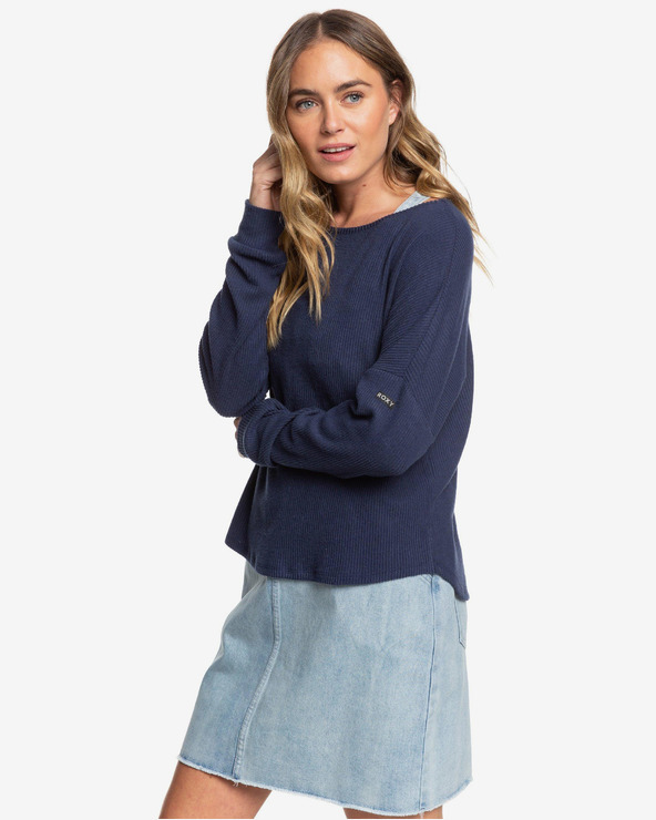Roxy Holiday Everyday Pullover Blau