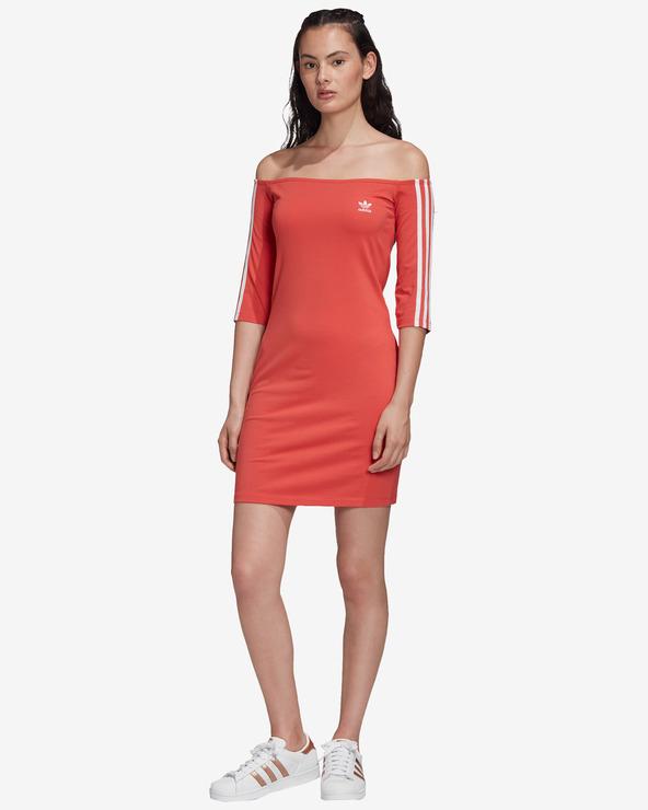 adidas Originals Kleid Rot