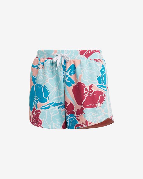 adidas Originals Shorts Blau
