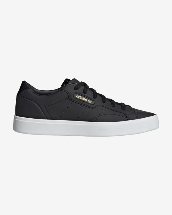 adidas Originals Sleek Tennisschuhe Schwarz