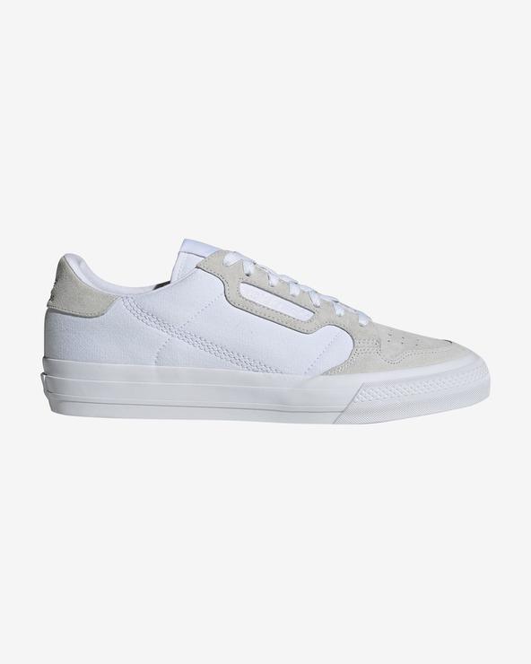 adidas Originals Continental Vulc Tennisschuhe Weiß