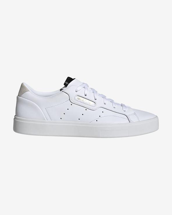 adidas Originals Sleek Tennisschuhe Weiß