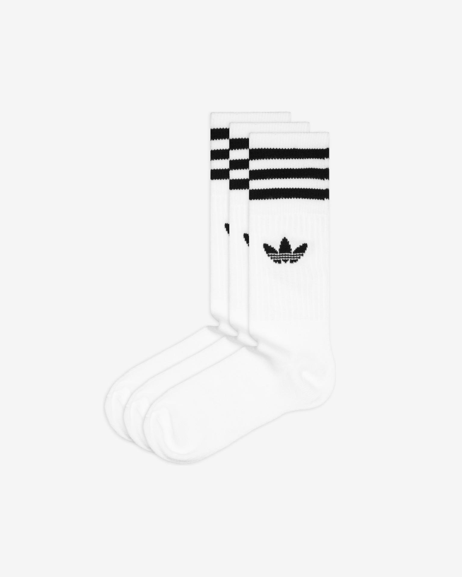 Solid Crew Ponožky 3 páry adidas Originals