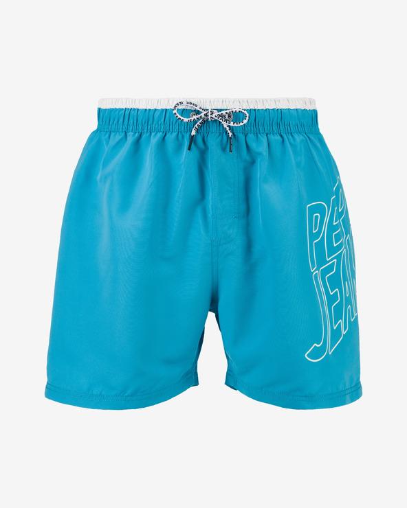 Pepe Jeans Fin Swimsuit Blau