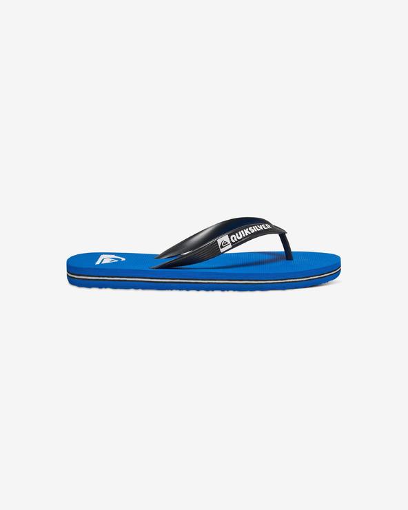 Quiksilver Molokai Flip flops Schwarz Blau
