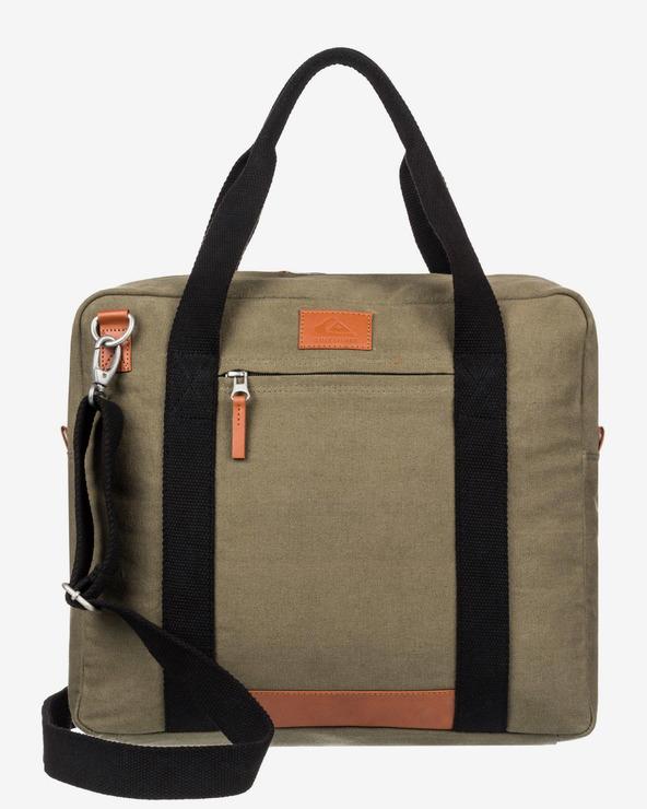 Quiksilver Premium Carrier Tasche Grün