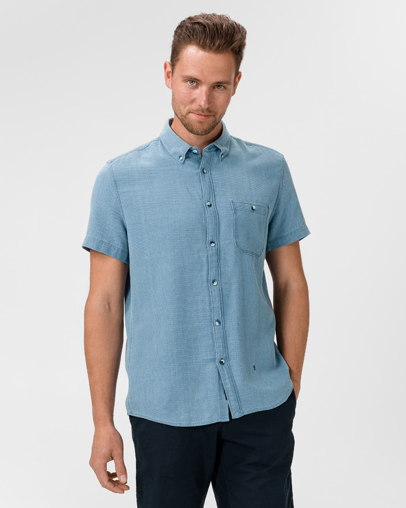 Pepe Jeans Irvin Hemd Blau