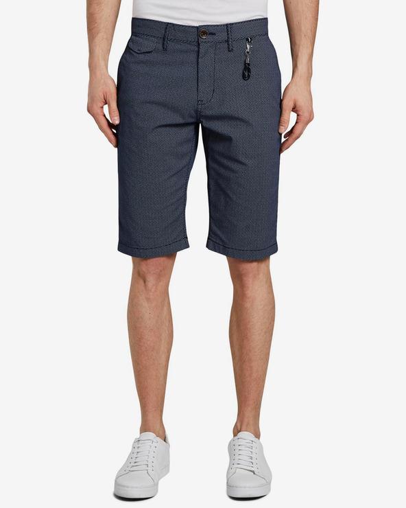 Tom Tailor Shorts Blau