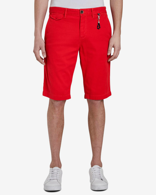 Tom Tailor Shorts Rot