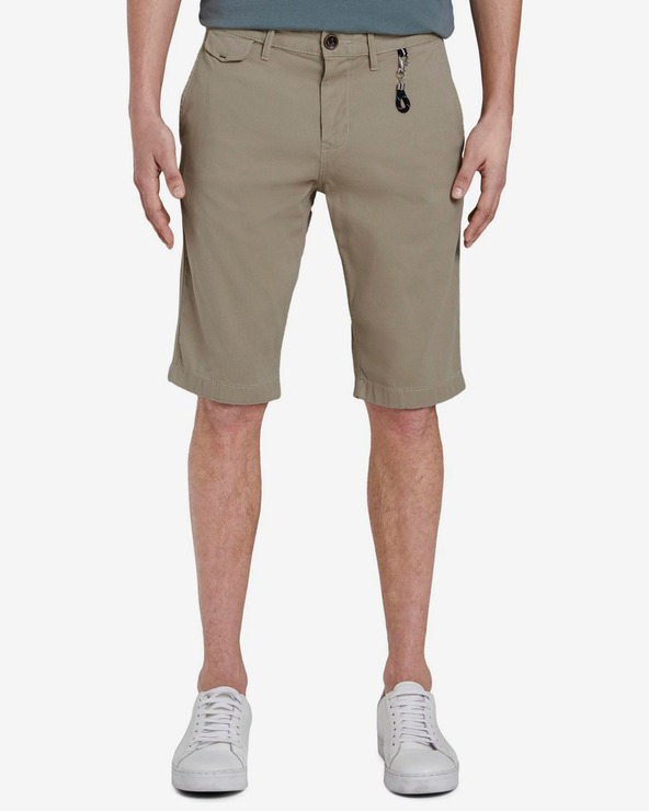 Tom Tailor Chino Shorts Braun Beige