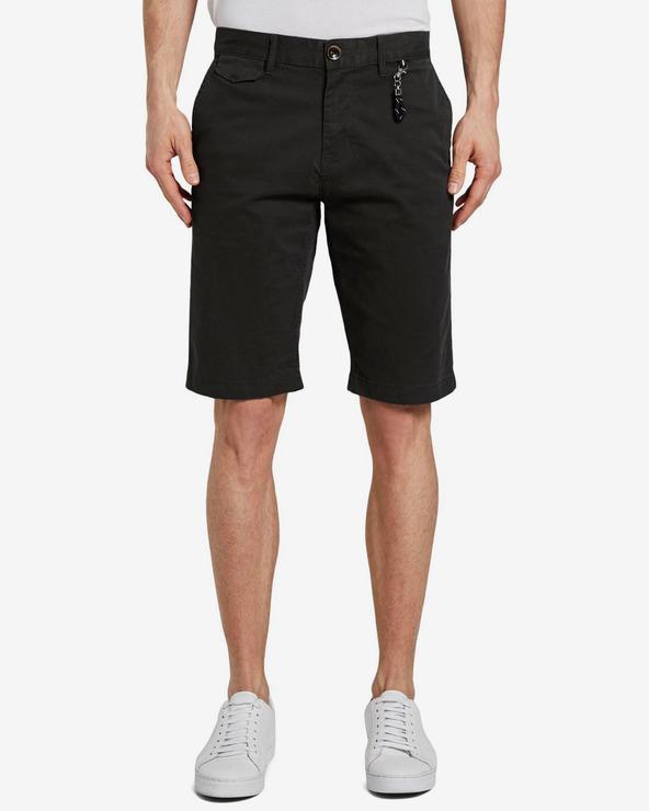 Tom Tailor Shorts Grau