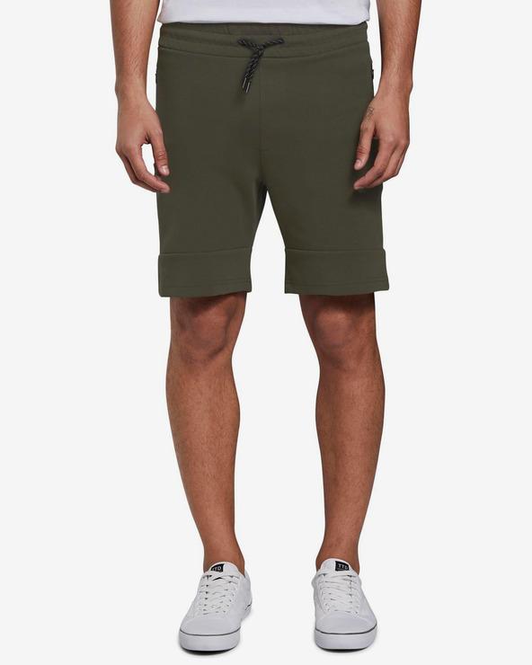 Tom Tailor Denim Shorts Grün