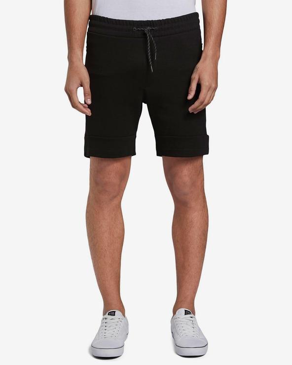 Tom Tailor Denim Shorts Schwarz
