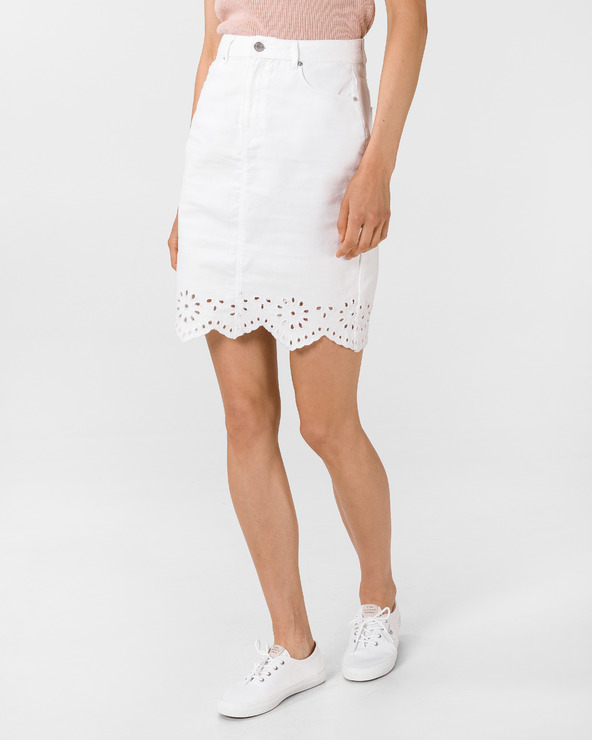 Vero Moda Lisa Rock Weiß